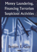 Money Laundering Financing Terrorism And Suspicious Activities