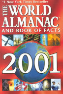 The World Almanac and Book of Facts  2001 Book