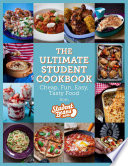 The Ultimate Student Cookbook Book PDF