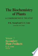 Secondary Plant Products Book PDF