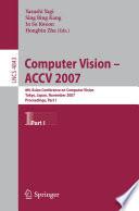 Computer Vision    ACCV 2007