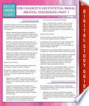 DSM 5 Diagnostic and Statistical Manual  Mental Disorders  Part 1