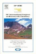 19th International Congress of Heterocyclic Chemistry Book