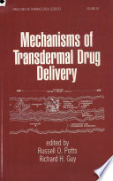 Mechanisms of Transdermal Drug Delivery