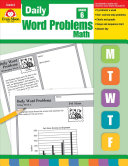 Daily Word Problems Grade 6