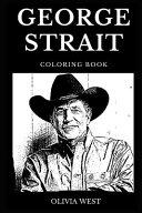 George Strait Coloring Book banner backdrop