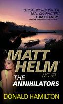 Matt Helm - The Annihilators Pdf/ePub eBook