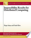 Impossibility Results for Distributed Computing