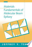 Materials Fundamentals of Molecular Beam Epitaxy Book
