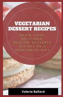 Vegetarian Dessert Recipes
