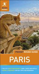Pocket Rough Guide Paris  Travel Guide eBook