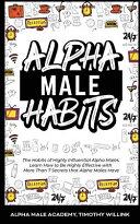 Alpha Male Habits