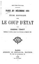 La Province en décembre 1851