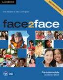 face2face Pre intermediate Student s Book