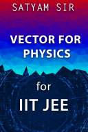Pdf Vector for Physics for IIT JEE Telecharger