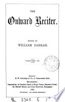 The Onward reciter ed. by W. Darrah