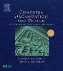 Computer Organization and Design Pdf/ePub eBook