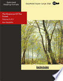The Romance of the Forest Online Book