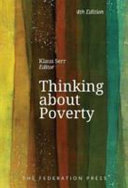 Cover of Thinking about Poverty