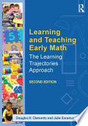 Learning and Teaching Early Math Book