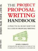 The Project Proposal Writing Handbook