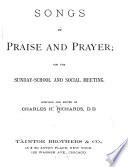 Songs of Praise and Prayer