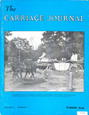 Pdf The Carriage Journal Telecharger