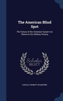 The American Blind Spot