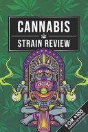 Cannabis Marijuana Weed Strain Review Log Book Journal Notebook   High Jungle King