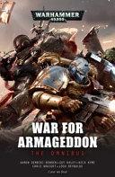 War for Armageddon banner backdrop