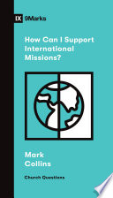 How Can I Support International Missions
