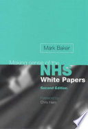Making Sense Of The Nhs White Papers