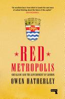 Red Metropolis Pdf/ePub eBook