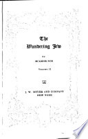 The Wandering Jew Book PDF
