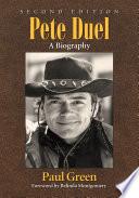 Pete Duel Book PDF