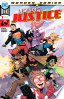 Young Justice (2019-) #1 image