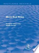 More Bad News  Routledge Revivals