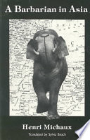 A Barbarian In Asia Book