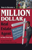 How to Become a Million Dollar Real Estate Agent in Your First Year Pdf/ePub eBook