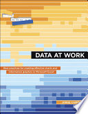 """Data at Work: Best practices for creating effective charts and information graphics in Microsoft Excel"" by Jorge Camões"