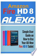 Amazon Fire HD 8 with Alexa