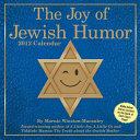 Joy of Jewish Humor