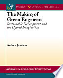 The Making of Green Engineers
