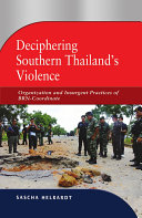 Deciphering Southern Thailand's Violence