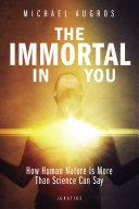 The Immortal in You [Pdf/ePub] eBook