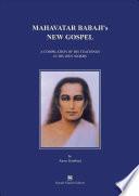 Mahavatar Babaji S New Gospel