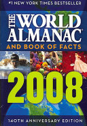 The World Almanac and Book of Facts 2008 Book