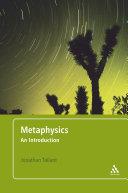 Pdf Metaphysics Telecharger
