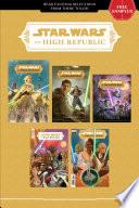 The High Republic Free Digital Sampler Book PDF