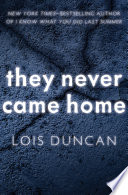 They Never Came Home Book PDF